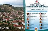 Türk Dünyası Çankırı Resim Çalıştayı Sergisi 6 Ekim'de..