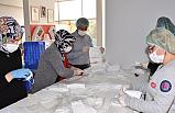 Çerkeş Belediyesi cerrahi maske üretmeye başladı!