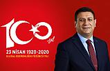DEVA Partisi Genel Başkan Yardımcısı Şahin'den 23 Nisan mesajı!