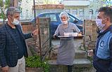 Ilgaz Belediyesinden 250 haneye sıcak yemek servisi!