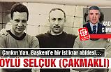 Çankırı'dan, Başkent'e bir istikrar abidesi! Köylü Selçuk...