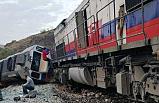 Kalecik'te iki tren çarpıştı: 2 makinist hayatını kaybetti