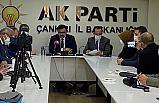 Çankırı AK Parti 2020 yılını değerlendirdi!