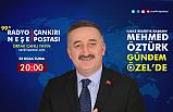 Ilgaz Belediye Başkanı Mehmed Öztürk Gündem Özel'in canlı yayın konuğu...