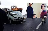 Kars'ta yürekleri yakan kaza! Çankırılı Uzman Çavuş Asil Koca ve ailesi kurtarılamadı...