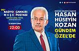 Korgun Belediye Başkanı Hasan Hüseyin Kozan, Gündem Özel canlı yayınına konuk oluyor!