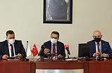 """Vali Ayaz acı bilançoyu açıkladı!  """"23 günde 35 insanımızı kaybettik""""..."""