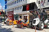 Belediye Araç Filosuna Dört İş Makinesi Eklendi