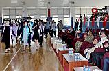 Çankırı Karatekin Üniversitesinde mezuniyet töreni düzenlendi!