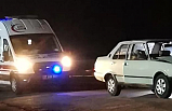 Karşıya geçmek isteyen tır şoförü, başka aracın çarpması sonucu öldü