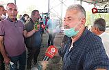 Kızılırmak'ta kavun üreticisi ve esnaf Çankırı milletvekillerine tepkili!