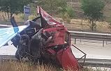 Çankırı'da meydan gelen trafik kazasında 1 kişi öldü!