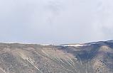 Ilgaz Dağı'na mevsimin ilk karı yağdı