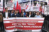 TGB'den Mimarlar Odasına Uyarı: Başkentte PKK'ya Ödül Verdirmeyiz!