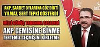 AKP, Saadet oylarına göz dikti...