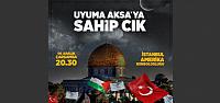 Anadolu Gençlik Derneği, Kudüs için eylem düzenleyecek