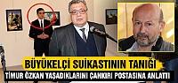 Büyükelçi Karlov suikastının en yakın tanığı Çankırı Postasına anlattı