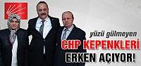 Çankırı CHP kepenkleri erken açıyor!