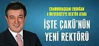 Çankırı Karatekin Üniversitesi Rektörü belli oldu