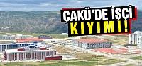 Çankırı Karatekin Üniversitesinde işçi kıyımı!