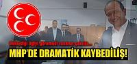 Çankırı MHP'de dramatik düşüş!