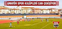 Çankırı'da amatör spor kulüpleri can çekişiyor