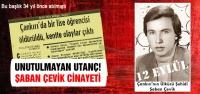 Çankırı'da bir lise öğrencisi öldürüldü, kentte olaylar çıktı!