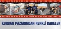 Çankırı'da Kurban Pazarı Durgun