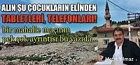 Çankırı'da Mahalle Maçları