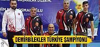 Çankırılı Demirbilekler Türkiye Şampiyonu...