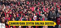 Çankırılı Kadınlardan Mehmetçiğe...