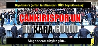 Çankırıspor resmen amatör lige düştü!