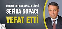 Çerkeş Belediye Başkanı Hasan Sopacı'nın...