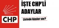 CHP'nin Çankırı Adayı Karagöz!