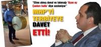 Çivitçioğlu, MHP'li yöneticileri terbiyeye davet etti!
