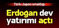 Erdoğan Çankırı'da dev yatırımı açtı!