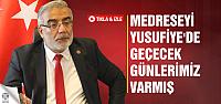 İGM Başkanı Ruhi Şeker yeniden 'Vira Bismillah' dedi!