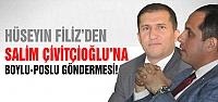 Filiz'den Çivitçioğlu'na boylu-poslu gönderme!