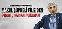 Filiz'den günah çıkartan açıklama!