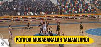 Gençler Basketbol İl Birinciliği Müsabakaları tamamlandı