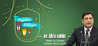 İdris Şahin'den Ramazan ayı mesajı