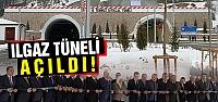 Ilgaz 15 Temmuz İstiklal Tüneli açıldı