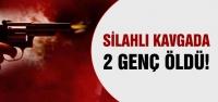 Ilgaz'da silahlı kavgada 2 kişi öldü!