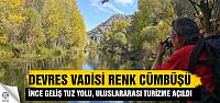 İnce Geliş Tuz Yolu Uluslararası turizme açıldı