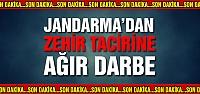Jandarma'dan Çerkeş'te zehir tacirlerine büyük operasyon!