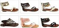 Kadın Sandalet Modelleri