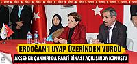 Meral Akşener Çankırı'da parti binasını açtı