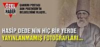 Mevlevi şeyhi Hasip Dede'nin hiç bir yerde yayımlanmamış fotoğrafları...