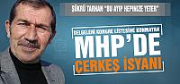 Çankırı MHP'de 'Çerkeş İsyanı!'
