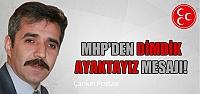 MHP'den dimdik ayaktayız mesajı!